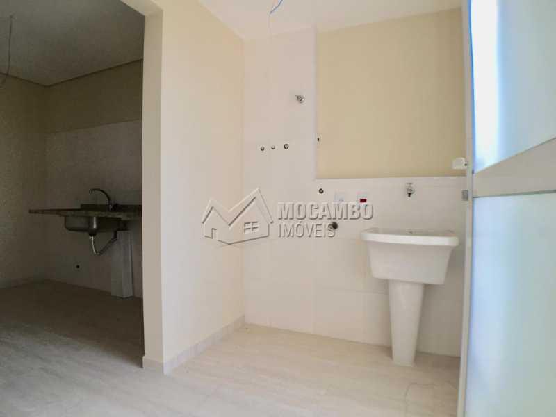 Lavanderia - Apartamento 2 quartos à venda Itatiba,SP - R$ 350.000 - FCAP20986 - 6