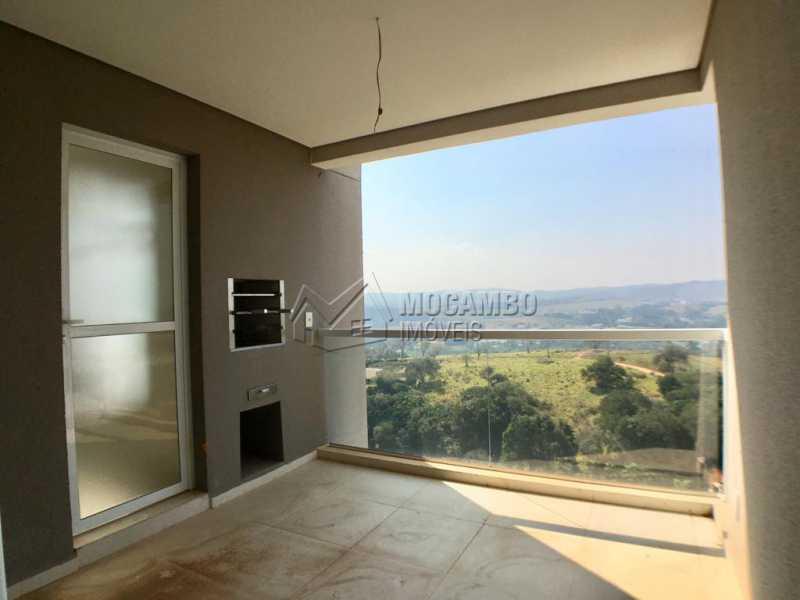 Varanda - Apartamento 2 quartos à venda Itatiba,SP - R$ 350.000 - FCAP20986 - 7