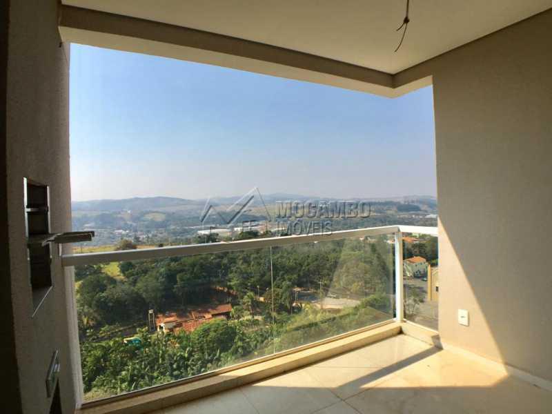 Varanda - Apartamento 2 quartos à venda Itatiba,SP - R$ 350.000 - FCAP20986 - 8