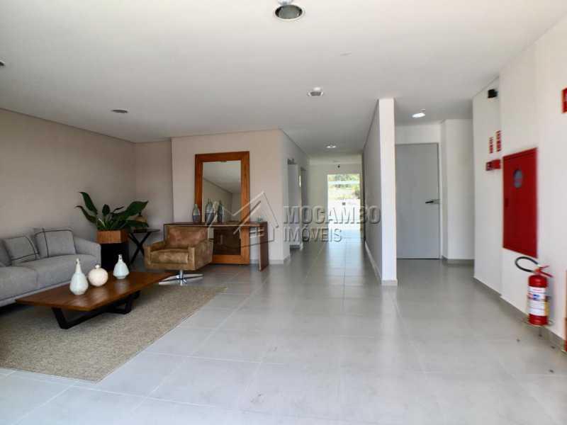 Hall de entrada - Apartamento 2 quartos à venda Itatiba,SP - R$ 350.000 - FCAP20986 - 3