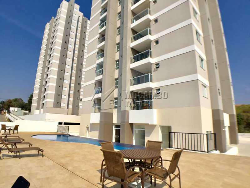 Área externa - Apartamento 2 quartos à venda Itatiba,SP - R$ 350.000 - FCAP20986 - 16