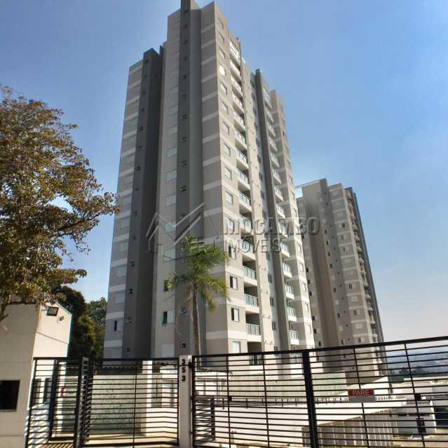 Fachada - Apartamento 2 quartos à venda Itatiba,SP - R$ 350.000 - FCAP20986 - 1
