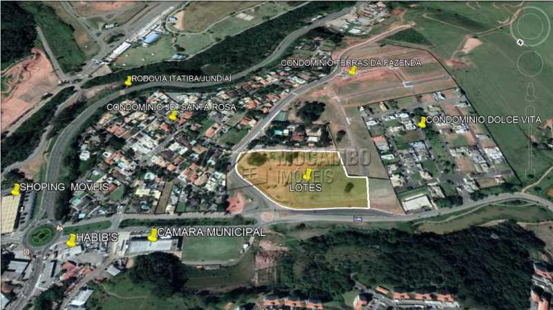 Lote Comercial. - Terreno 2013m² À Venda Itatiba,SP - R$ 2.013.000 - FCMF00128 - 3