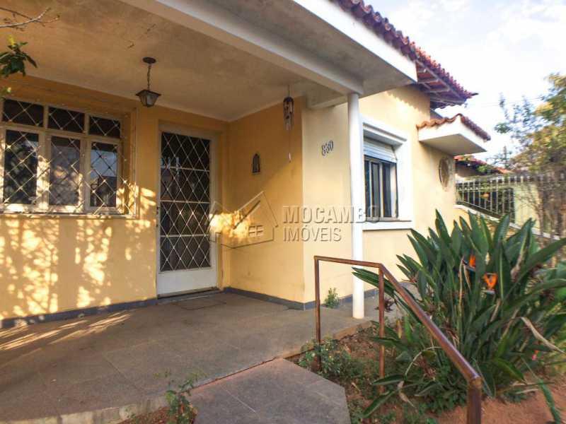 Fachada - Casa 3 quartos à venda Itatiba,SP Centro - R$ 639.000 - FCCA31255 - 26