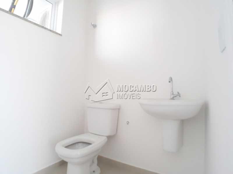 Lavabo 01 - Sala Comercial 17m² para alugar Itatiba,SP - R$ 900 - FCSL00208 - 5