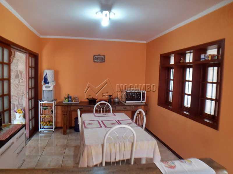 Sala Jantar  - Casa Itatiba, Jardim México, SP À Venda, 3 Quartos, 298m² - FCCA31257 - 11