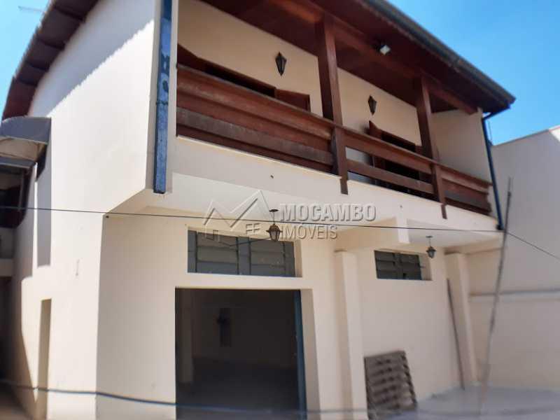 Área Externa  - Casa Itatiba, Jardim México, SP À Venda, 3 Quartos, 298m² - FCCA31257 - 1