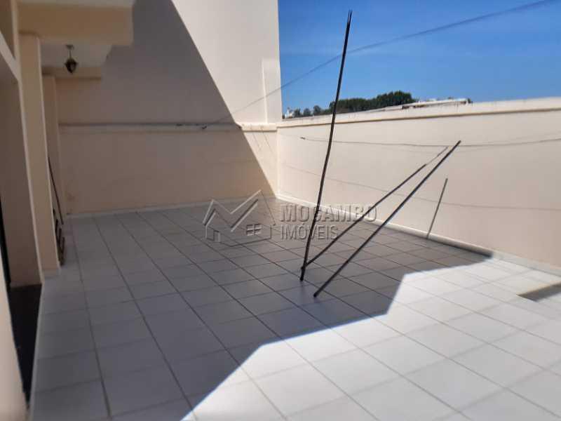 Quintal  - Casa Itatiba, Jardim México, SP À Venda, 3 Quartos, 298m² - FCCA31257 - 17
