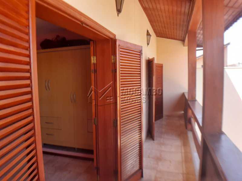 Varanda  - Casa Itatiba, Jardim México, SP À Venda, 3 Quartos, 298m² - FCCA31257 - 8