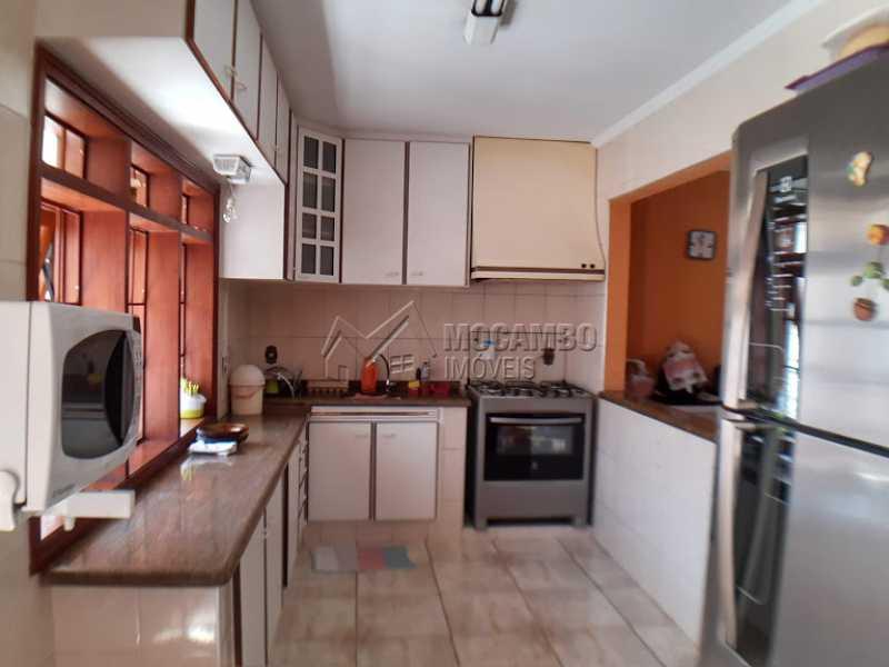 Cozinha  - Casa Itatiba, Jardim México, SP À Venda, 3 Quartos, 298m² - FCCA31257 - 15