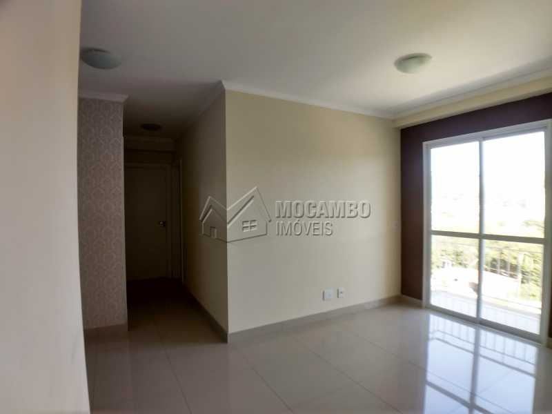 Sala - Apartamento 2 quartos para alugar Itatiba,SP - R$ 1.200 - FCAP20989 - 3
