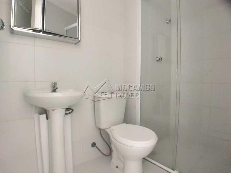Banheiro Social - Apartamento 2 quartos para alugar Itatiba,SP - R$ 1.200 - FCAP20989 - 8