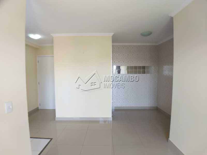 Sala - Apartamento 2 quartos para alugar Itatiba,SP - R$ 1.200 - FCAP20989 - 4