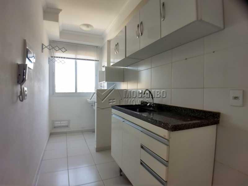 Cozinha - Apartamento 2 quartos para alugar Itatiba,SP - R$ 1.200 - FCAP20989 - 5