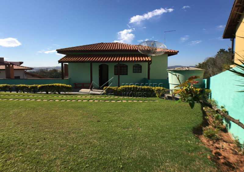Fachada - Casa em Condomínio 3 quartos à venda Itatiba,SP - R$ 700.000 - FCCN30414 - 4