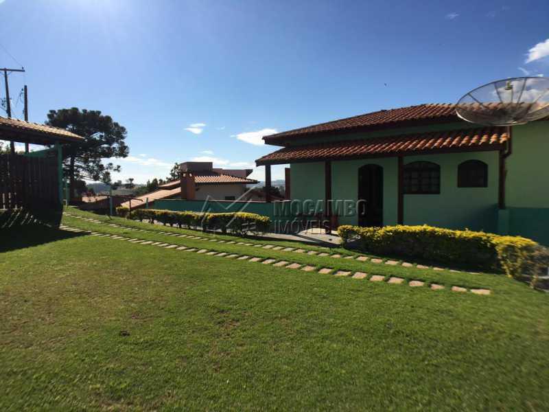 Fachada - Casa em Condomínio 3 quartos à venda Itatiba,SP - R$ 700.000 - FCCN30414 - 5