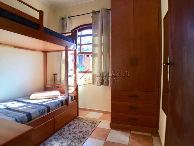 Dormitório - Casa em Condomínio 3 quartos à venda Itatiba,SP - R$ 700.000 - FCCN30414 - 7