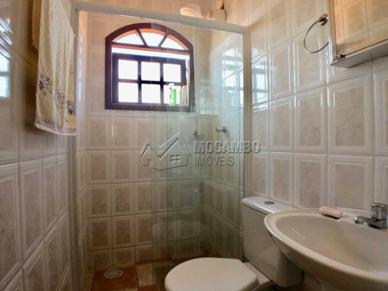 Banheiro social - Casa em Condomínio 3 quartos à venda Itatiba,SP - R$ 700.000 - FCCN30414 - 8