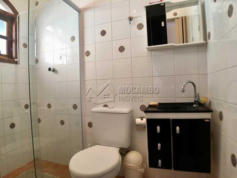 Banheiro suíte - Casa em Condomínio 3 quartos à venda Itatiba,SP - R$ 700.000 - FCCN30414 - 10