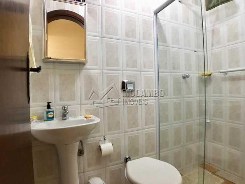 Banheiro social - Casa em Condomínio 3 quartos à venda Itatiba,SP - R$ 700.000 - FCCN30414 - 12
