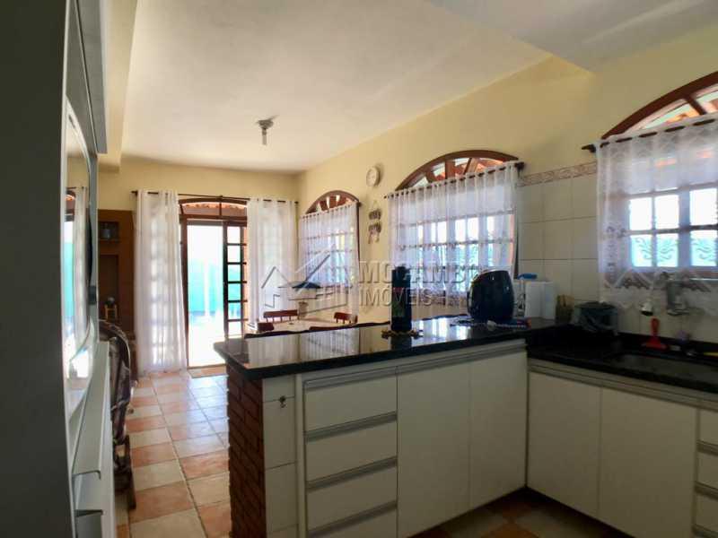 Cozinha - Casa em Condomínio 3 quartos à venda Itatiba,SP - R$ 700.000 - FCCN30414 - 13