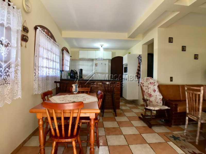 Sala de jantar - Casa em Condomínio 3 quartos à venda Itatiba,SP - R$ 700.000 - FCCN30414 - 14