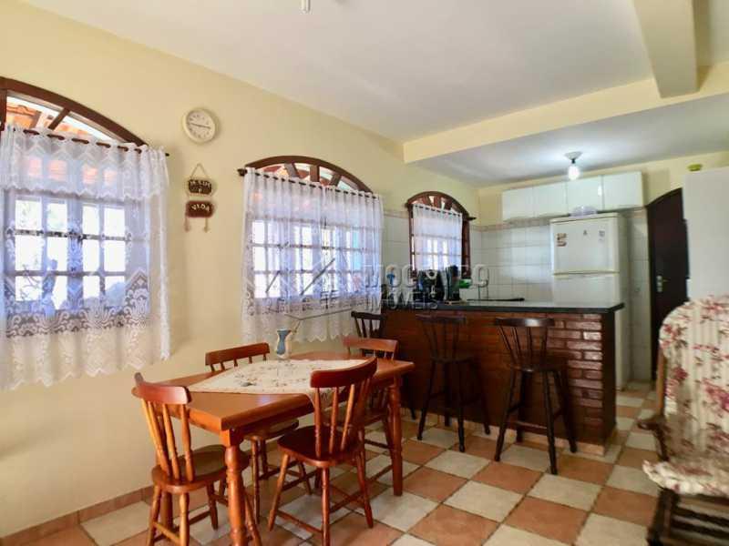 Sala de jantar - Casa em Condomínio 3 quartos à venda Itatiba,SP - R$ 700.000 - FCCN30414 - 15