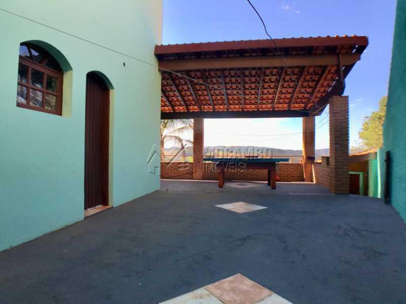 Lateral - Casa em Condomínio 3 quartos à venda Itatiba,SP - R$ 700.000 - FCCN30414 - 20