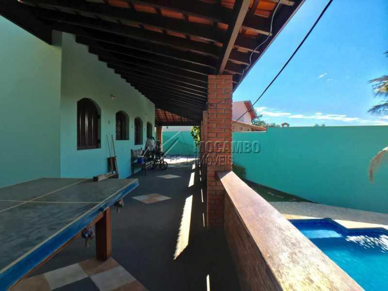 Varanda - Casa em Condomínio 3 quartos à venda Itatiba,SP - R$ 700.000 - FCCN30414 - 17