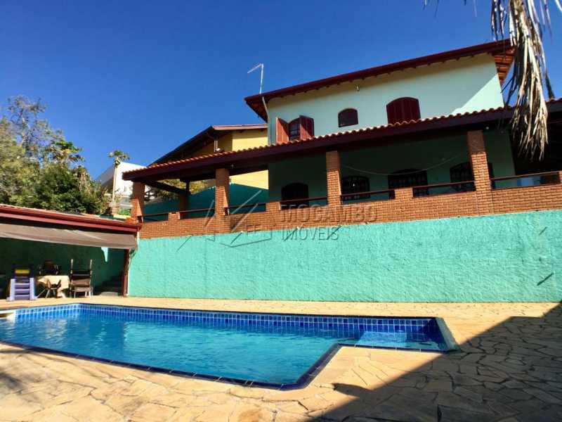 Área externa - Casa em Condomínio 3 quartos à venda Itatiba,SP - R$ 700.000 - FCCN30414 - 3