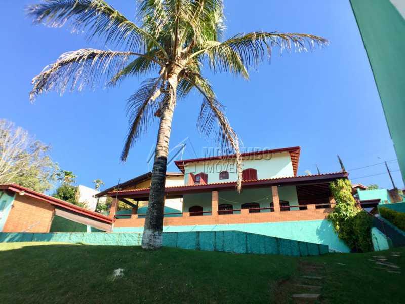 Área externa - Casa em Condomínio 3 quartos à venda Itatiba,SP - R$ 700.000 - FCCN30414 - 29