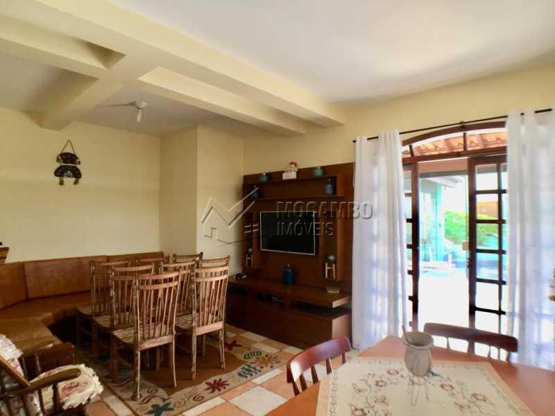 Sala de tv - Casa em Condomínio 3 quartos à venda Itatiba,SP - R$ 700.000 - FCCN30414 - 16