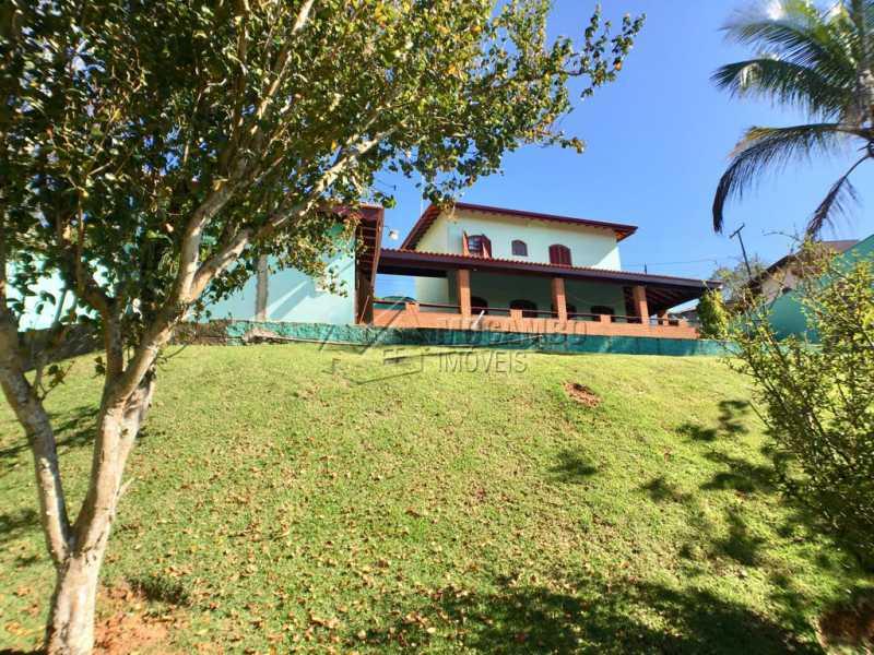 Área externa - Casa em Condomínio 3 quartos à venda Itatiba,SP - R$ 700.000 - FCCN30414 - 26