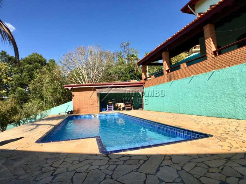 Piscina - Casa em Condomínio 3 quartos à venda Itatiba,SP - R$ 700.000 - FCCN30414 - 27