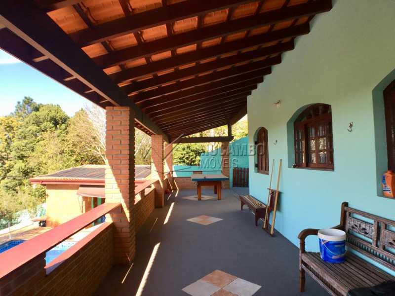 Varanda - Casa em Condomínio 3 quartos à venda Itatiba,SP - R$ 700.000 - FCCN30414 - 18