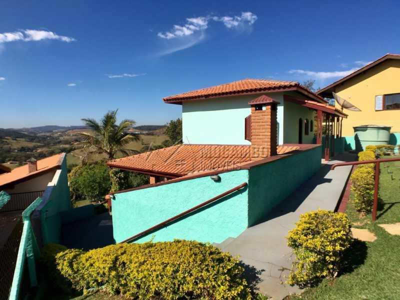 Lateral - Casa em Condomínio 3 quartos à venda Itatiba,SP - R$ 700.000 - FCCN30414 - 30