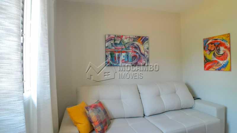 Sala TV/Dormitório 01 - Apartamento 3 quartos à venda Itatiba,SP - R$ 180.000 - FCAP30514 - 9