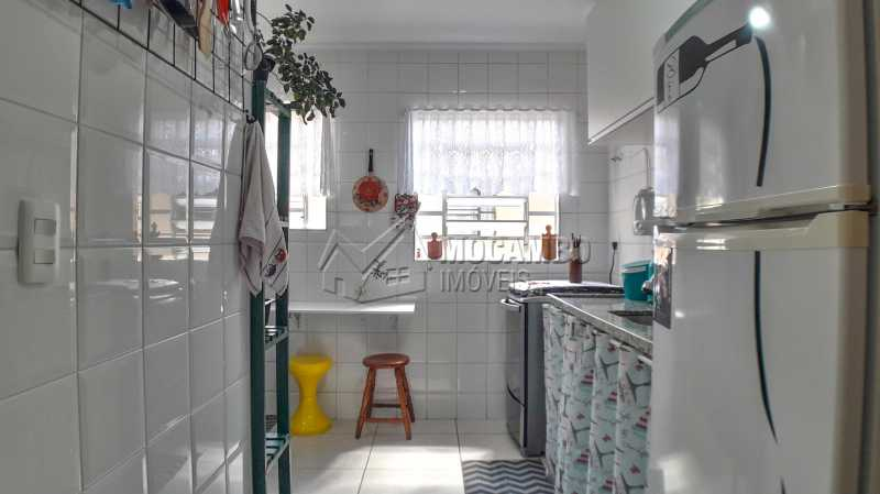 Cozinha - Apartamento 3 quartos à venda Itatiba,SP - R$ 180.000 - FCAP30514 - 4