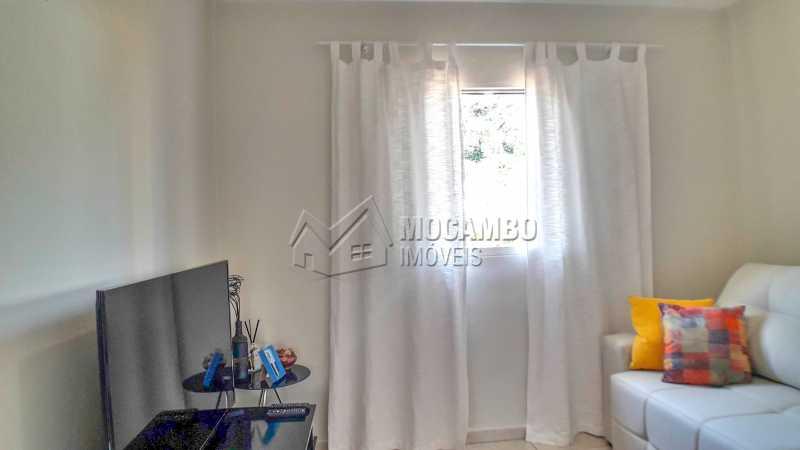 Sala TV/Dormitório 01 - Apartamento 3 quartos à venda Itatiba,SP - R$ 180.000 - FCAP30514 - 8