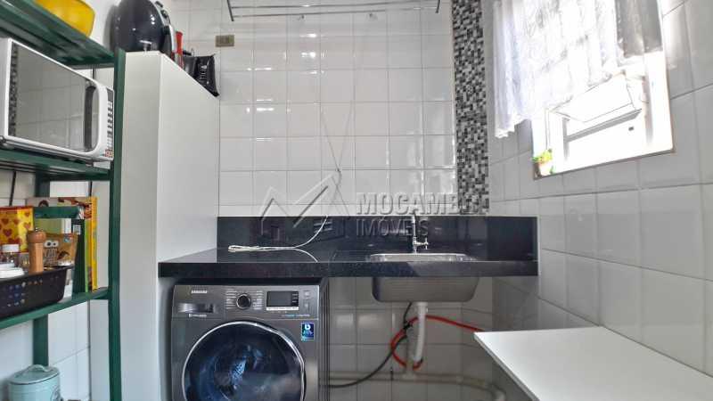 Lavanderia - Apartamento 3 quartos à venda Itatiba,SP - R$ 180.000 - FCAP30514 - 5