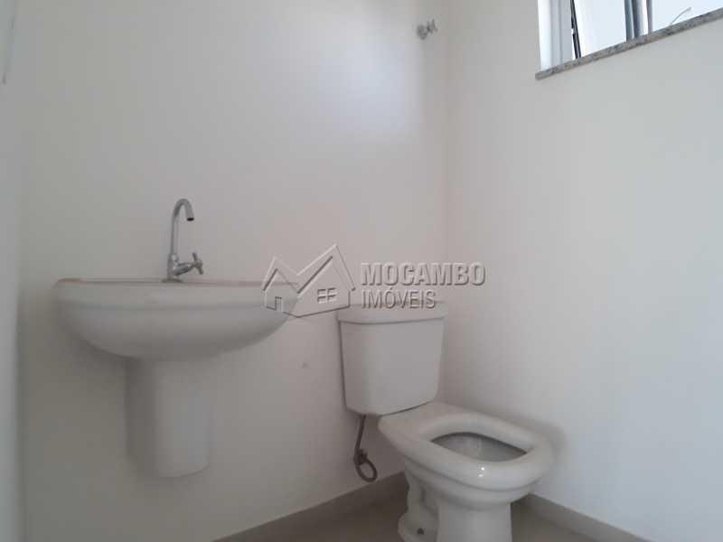 Lavabo 01 - Sala Comercial Condomínio Edifício Office Center, Itatiba, Centro, SP Para Alugar, 45m² - FCSL00209 - 4