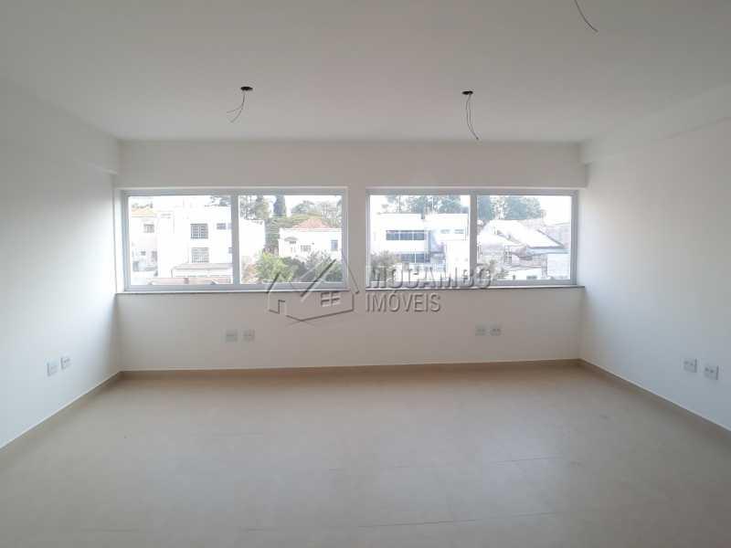 Sala - Sala Comercial Condomínio Edifício Office Center, Itatiba, Centro, SP Para Alugar, 45m² - FCSL00209 - 1