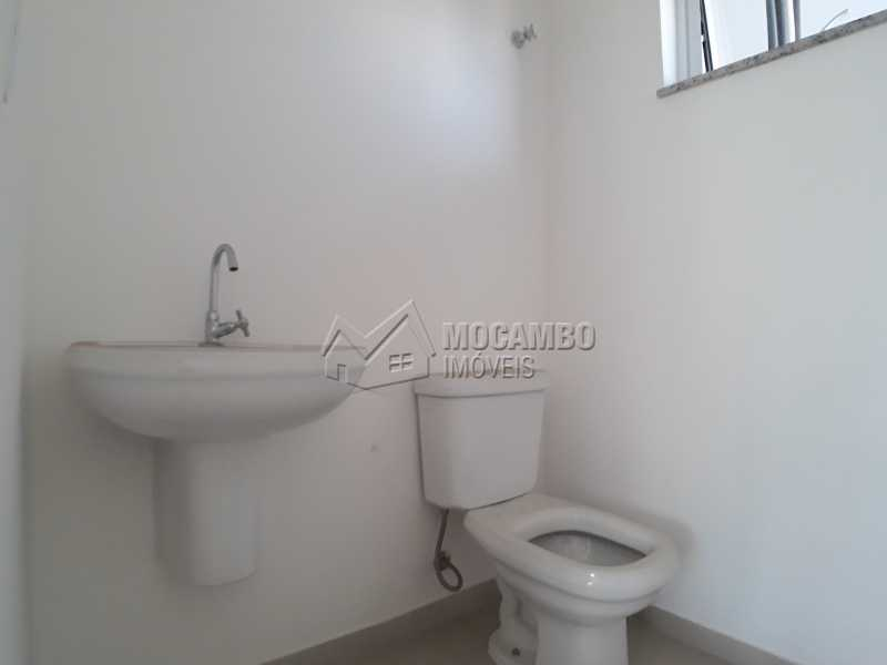 Lavabo 02 - Sala Comercial Condomínio Edifício Office Center, Itatiba, Centro, SP Para Alugar, 45m² - FCSL00209 - 5