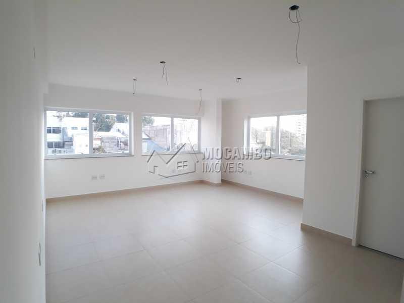 Sala - Sala Comercial 45m² Para Alugar Itatiba,SP - R$ 1.000 - FCSL00211 - 1