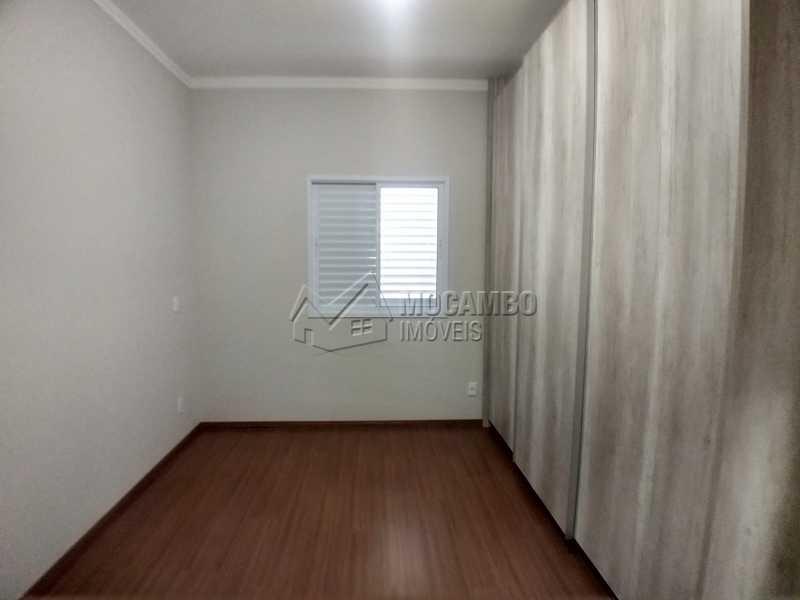 Suíte - Apartamento Condomínio Residencial Manacás, Itatiba, Loteamento Santo Antônio, SP Para Alugar, 2 Quartos, 62m² - FCAP20994 - 5