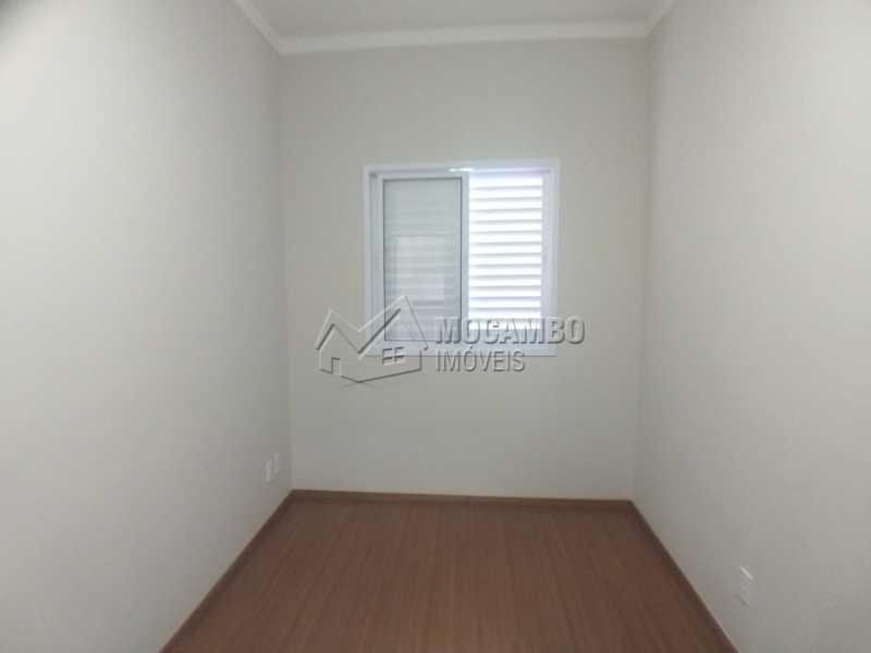 Quarto - Apartamento Condomínio Residencial Manacás, Itatiba, Loteamento Santo Antônio, SP Para Alugar, 2 Quartos, 62m² - FCAP20994 - 7
