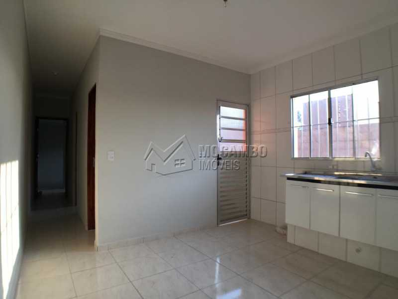 Cozinha - Casa 2 quartos à venda Itatiba,SP - R$ 270.000 - FCCA21231 - 3