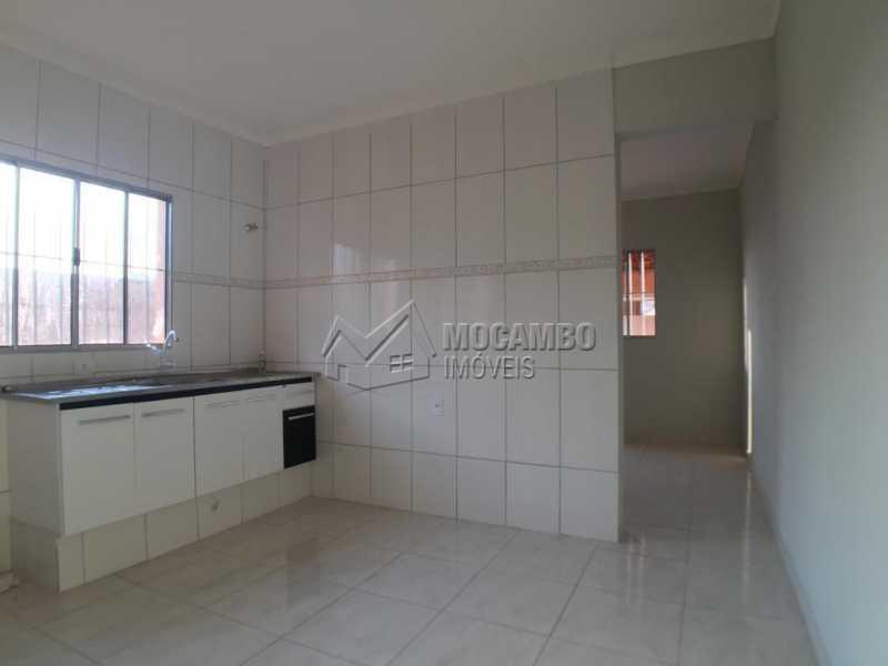 Cozinha - Casa 2 quartos à venda Itatiba,SP - R$ 270.000 - FCCA21231 - 4