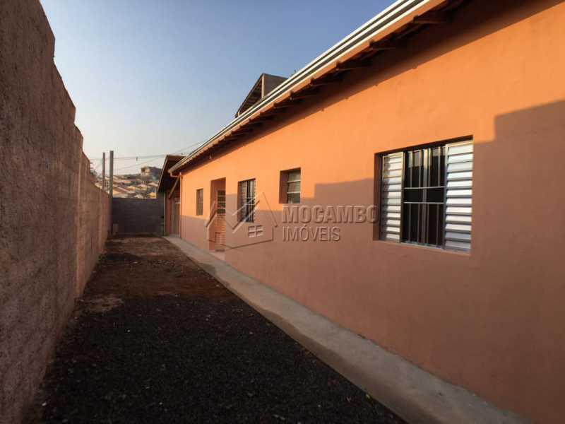 Lateral - Casa 2 quartos à venda Itatiba,SP - R$ 270.000 - FCCA21231 - 11