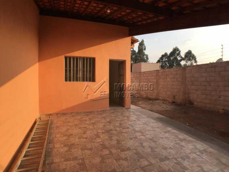 Fachada - Casa 2 quartos à venda Itatiba,SP - R$ 270.000 - FCCA21231 - 1